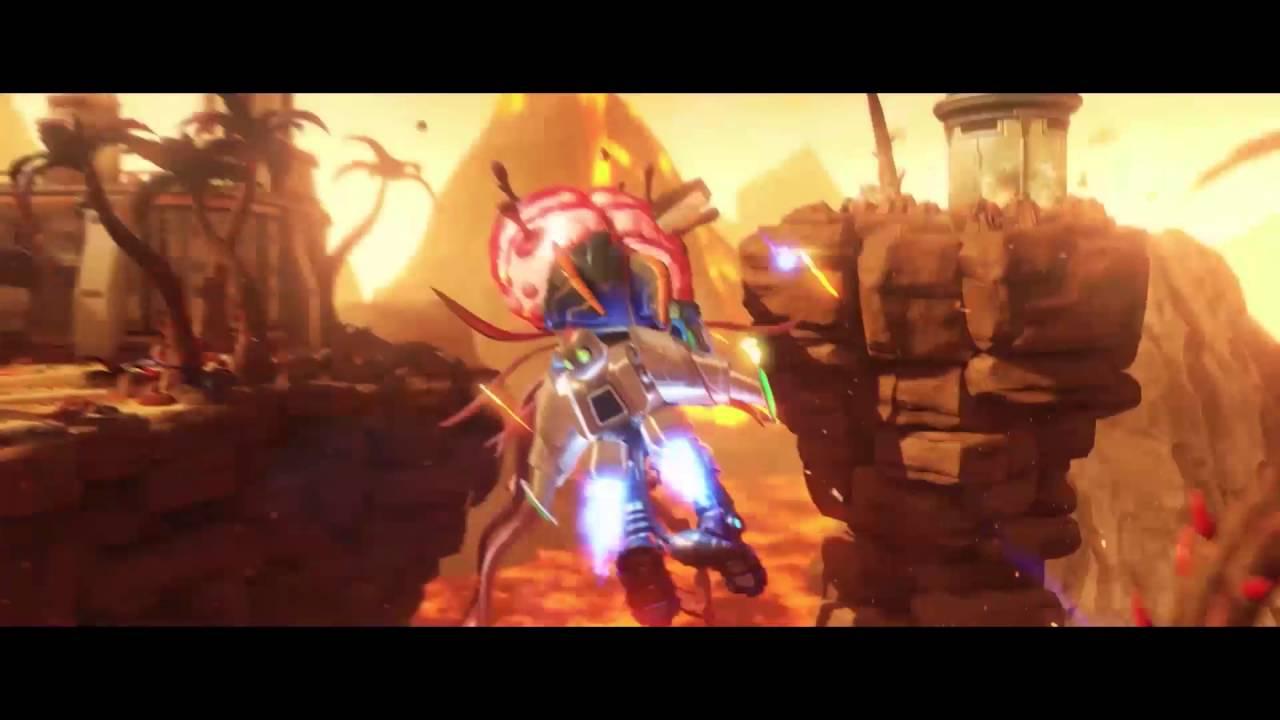 Ratchet & Clank reviennent en force aujourd'hui sur PS4