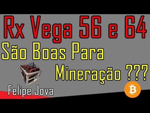 Rx Vega 56 e 64 São Boas P/ Mineração