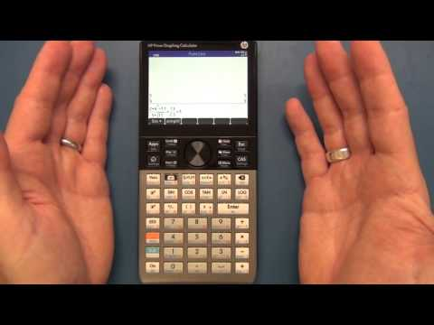 CAM #1 – HP Prime Graphing Calculator Arrival and Review