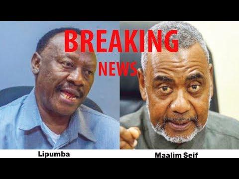 Breaking News: CUF ya Lipumba Yatangaza Kumaliza Mgogoro Wao, Wamtaka Seif na Wenzake Warudi