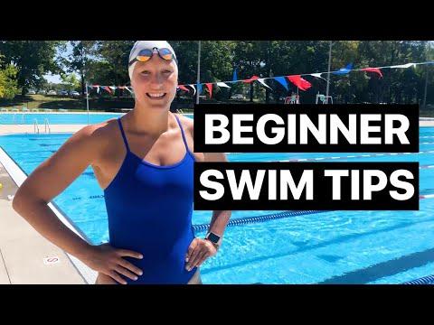 Beginner Swim Tips For Adults