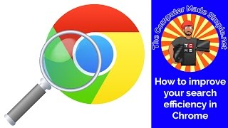 How to improve your Internet search efficiency in Google Chrome - QUICK TIPS