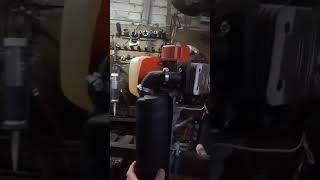 Carver mht-3.8s + Глушитель от Suzuki, форсированная версия 20 км в час