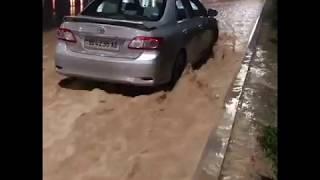 Потоп в Ашхабаде 15.05.2018