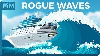 How Dangerous Can Ocean Waves Get? Wave Comparison