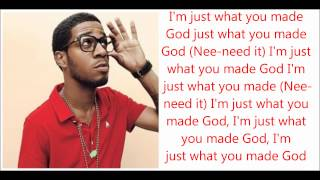 Kid Cudi Feat. King Chip - Just What I Am Lyrics