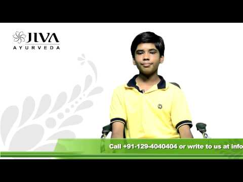 Healing Story of Ashray Singh at Jiva Ayurveda-Treatment of Muscular Weakness