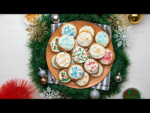 Gingerbread Cookies // Presented By Pillsbury Baking