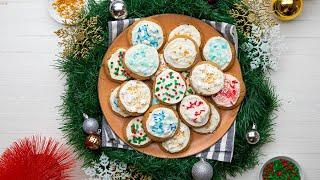 Gingerbread Cookies // Presented By Pillsbury Baking