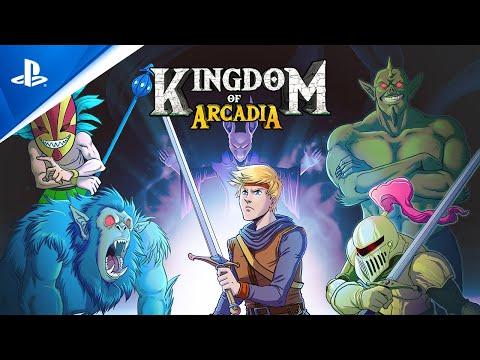 Kingdom of Arcadia Trailer