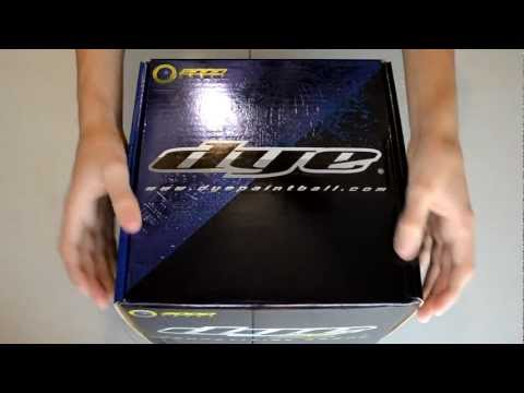 ~Unboxing~ Brand New Dye Competition Grade CG Paintballs Unboxing Video ~Unboxing~