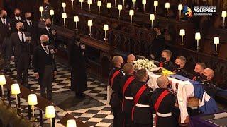Funeraliile prinţului Philip: Ceremonie, slujbă religioasă şi onoruri militare