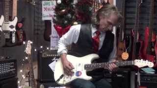 Holiday Medley on guitar by Joe Modifica