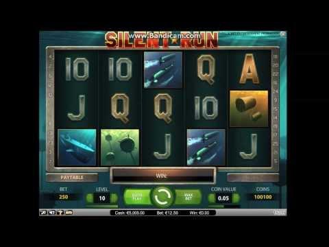 Slotmachine Silent Run getestet
