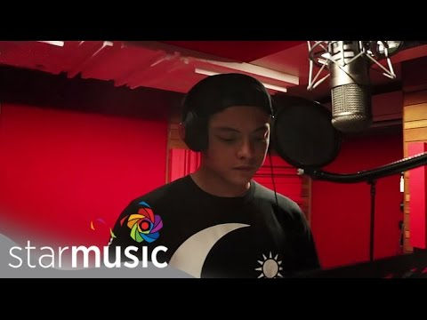 Download Daniel Padilla - Pangako Sayo (Official Lyric Video) HD Mp4 3GP Video and MP3