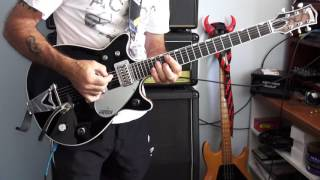AC/DC Get It Hot Malcolm Young Cover