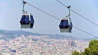 Telefèric de Montjuïc (Barcelona Cable Car), Barcelona