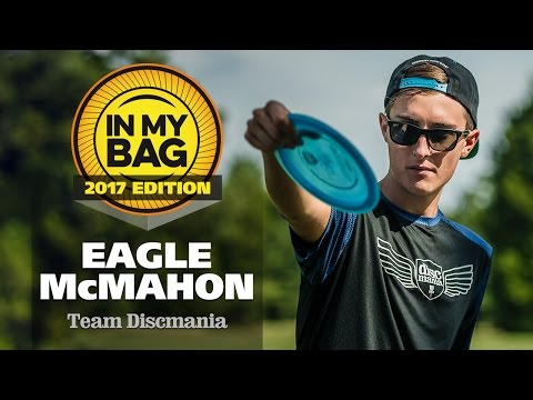 Youtube cover image for Eagle McMahon: 2017 In the Bag