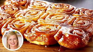 Professional Baker's Best Cinnamon Bun Recipe!