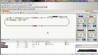Traincontroller 10: Shuttle and Cycle Operations via Auto Train Toolbar