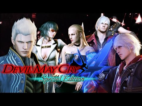 Devil May Cry 4 Special Edition - Gameplay Trailer thumbnail