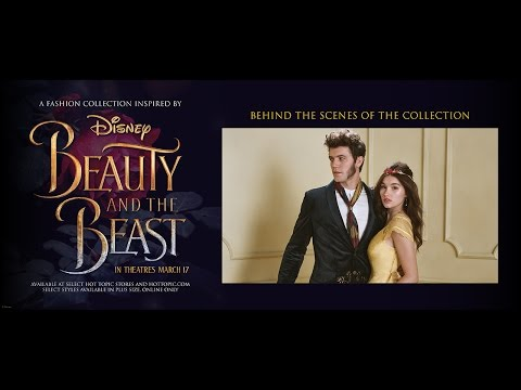 Beauty and the Beast - Fashion Collection