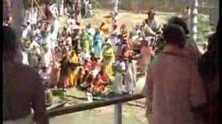preview picture of video '2006 Mayapur Ganga Puja - H.H.Jayapataka Swami Maharaja.'
