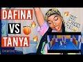 ALBANIAN MUSIC REACTION | Tayna X Dafina Zeqiri - Bye Bye, Noizy, Elvana
