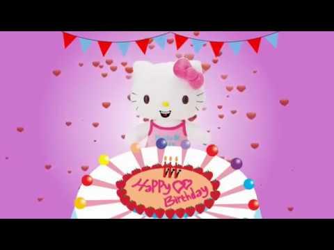 Titel: Hello Kitty Happy Birthday Song 201