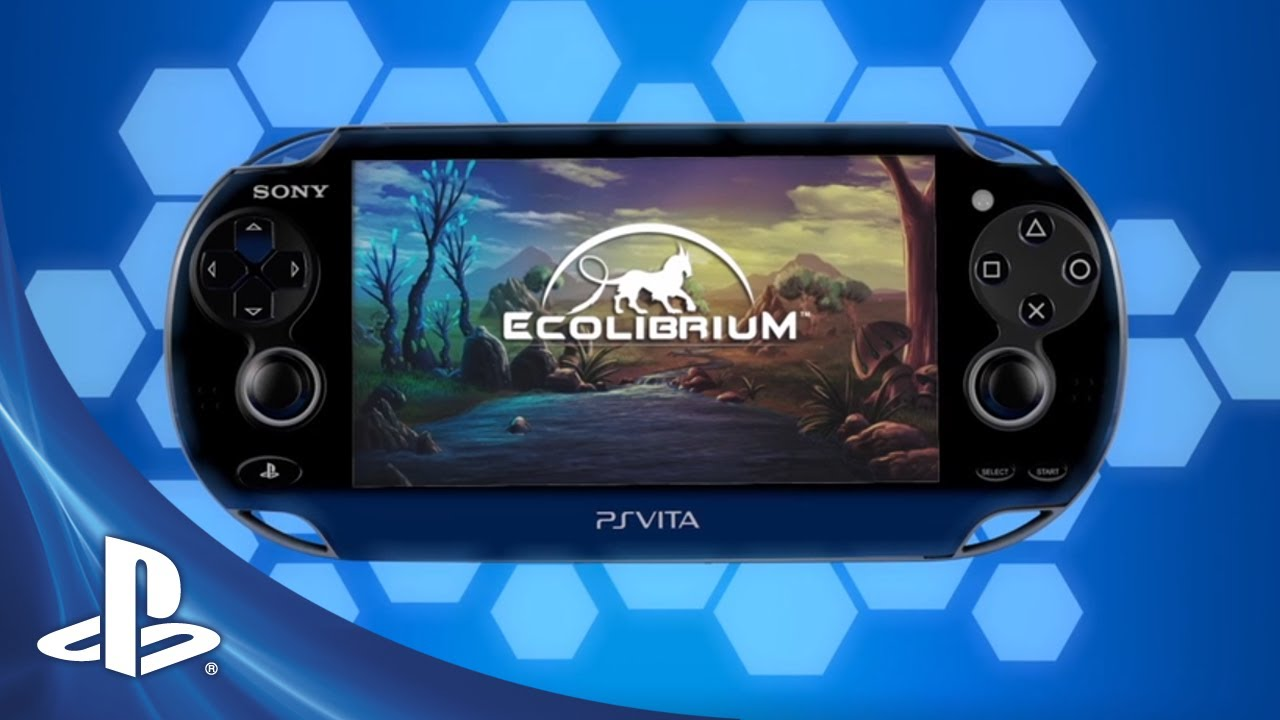 Ecolibrium: Build An Alien Ecosystem on PS Vita Today