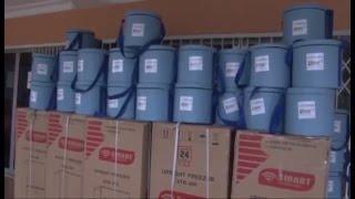 Remise de matériels aux ONG de lutte contre la tuberculose par ALLIANCE CI