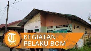 Polisi Geledah Rumah Kontrakan Pelaku Bom Bunuh Diri di Polrestabes Medan, Baru Dua Bulan Pindah