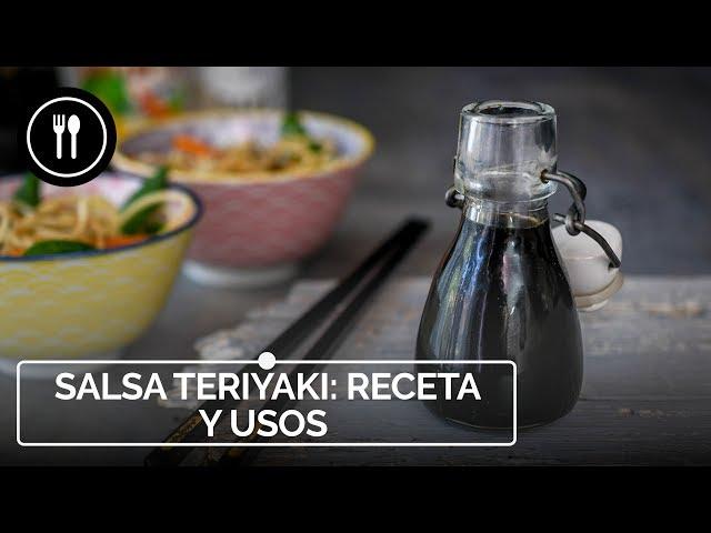 Cómo preparar salsa Teriyaki y 5 recetas donde queda deliciosa