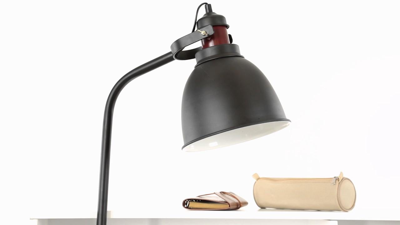 Video von: Schreibtischlampe GLOCCA