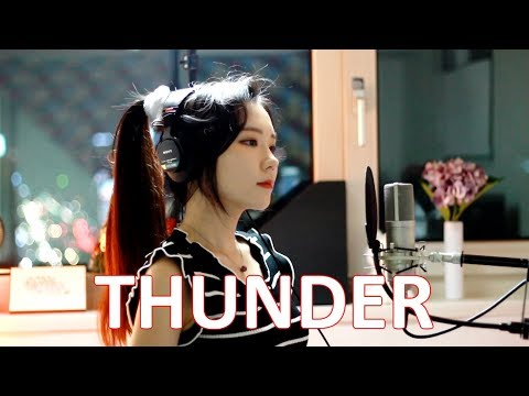 Imagine Dragons - Thunder (cover Oleh J.Fla)