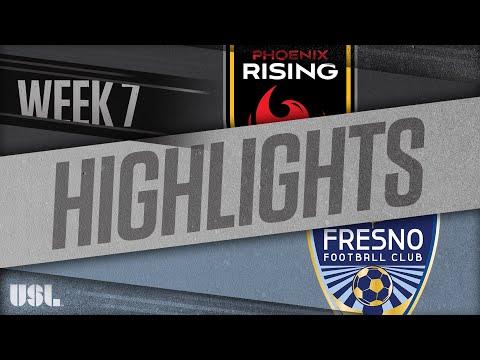 Аризона Юнайтед - Fresno 1:1. Видеообзор матча 29.04.2018. Видео голов и опасных моментов игры