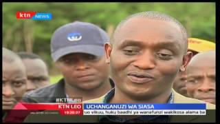Kinyang'anyiro 2017: Siasa na Wanasiasa katika maeno tofauti nchini Kenya, Februari 16 2017