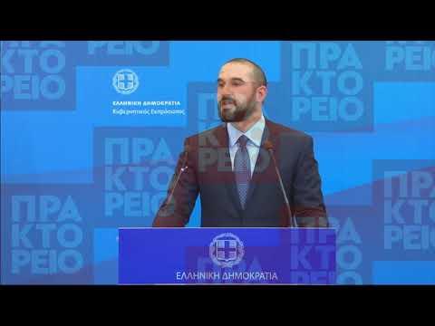 Σφοδρή επίθεση κατά του προέδρου της ΝΔ, Κυριάκου Μητσοτάκη, εξαπέλυσε ο Δ. Τζανακόπουλος