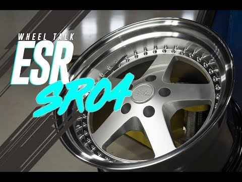 Wheel Review: ESR SR04, Hyper Silver