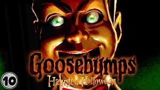 Goosebumps Horror Town LIVE STREAM