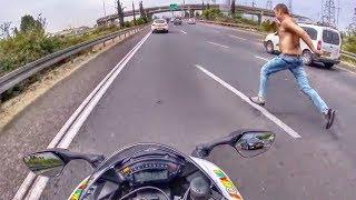 Stupid, Crazy & Angry People Vs Bikers 2018 [Ep.#436]
