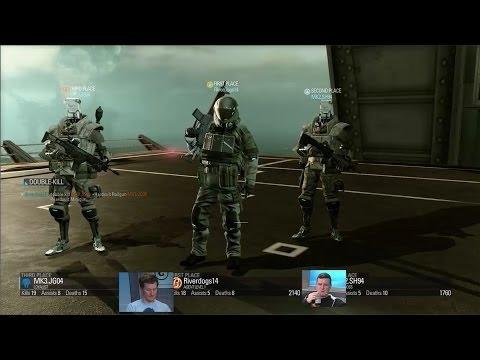 Záběry z PS4 free-to-play her Blacklight: Retribution a Warframe