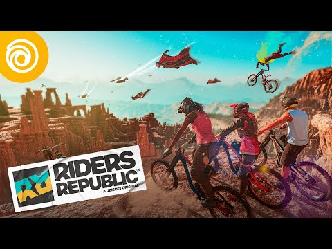 Riders Republic : World Trailer