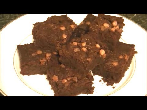 CHOCOLATE BROWNIE *COOK WITH FAIZA*