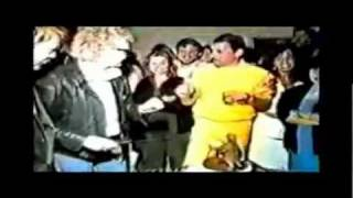 Roger Taylor's 37th Birthday Party In Budapest 1986