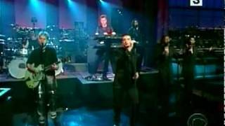 Depeche Mode - In Your Room (Live At Late Show with David Letterman CBS 02.11.1998 USA)