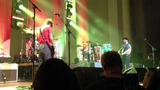 Time Served - Dispatch - Live from DAR Constitution Hall - October 11, 2012