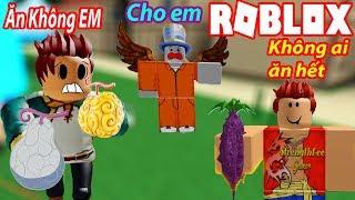 Roblox - Strengthlee Phát Trái Ác Quỷ Không Ai Lấy Cho Cá Mập Ăn Thôi | Steve One Piece