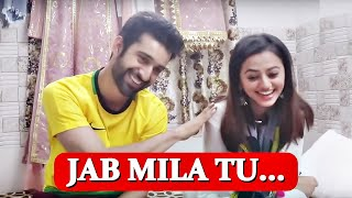 Helly Shah & Rajveer Singh | The Co-Star Story | Sufiyana Pyaar Mera