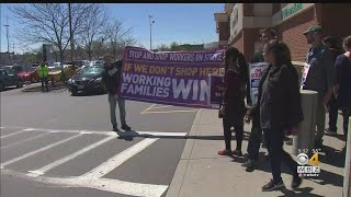 Tensions Rise As Stop & Shop Strike Continues